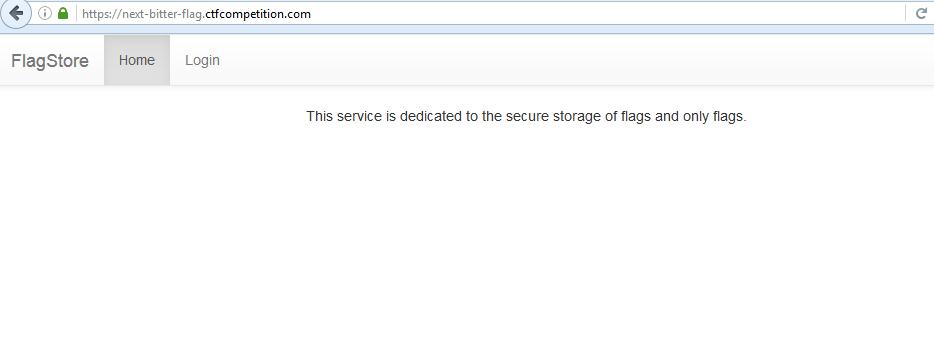 Google CTF – Web 11 – Flag Storage Service | Brett Buerhaus